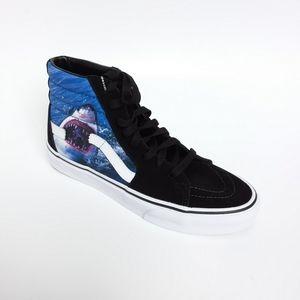 Vans Shoes - New Vans x Shark Week High Top Skating Sneakers